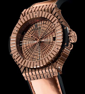 Basel 2013 Hublot BIG BANG CAVIAR Red Gold