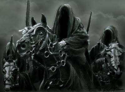 Los Orcos y los Nazgul