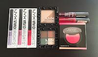 Розыгрыш #2. 8 продуктов бренда NYX.