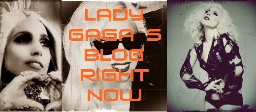 Lady Gaga´s blog