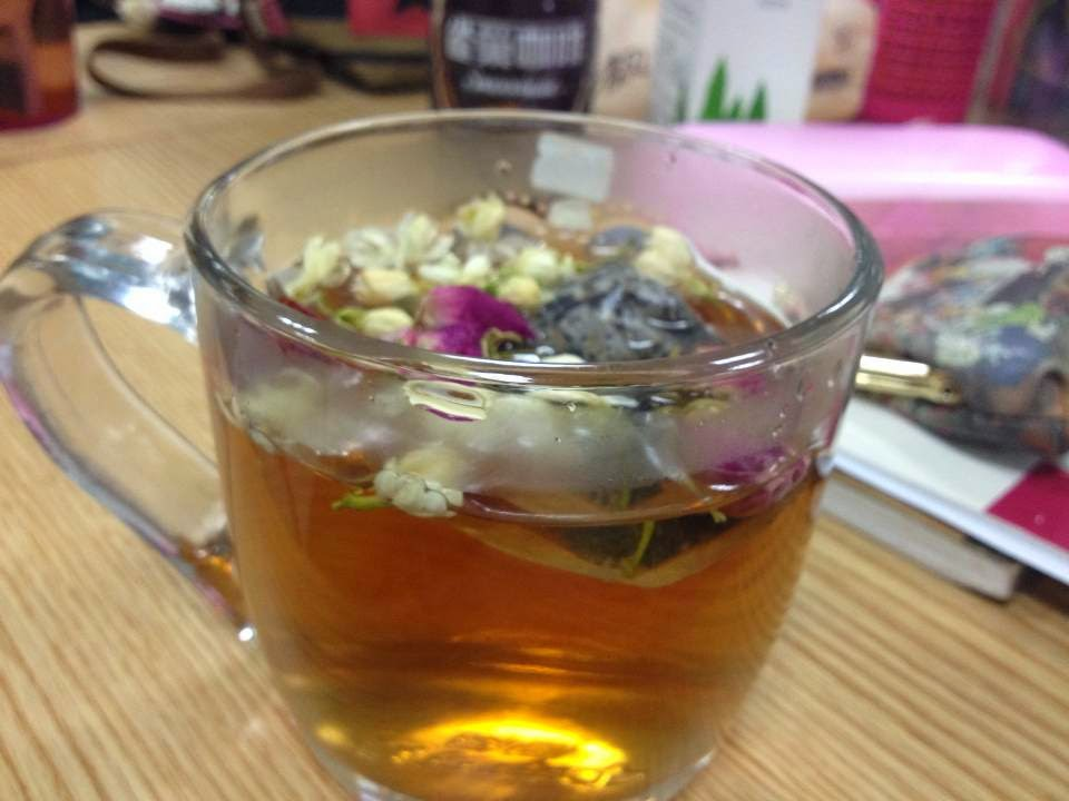 Chinese Flower Tea 1