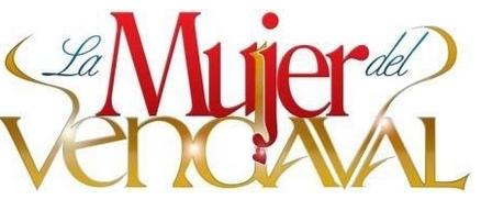 """Más Qué Telenovelas: Logo oficial de """"La Mujer del Vendaval"""""""