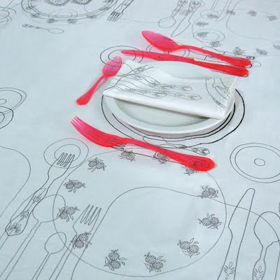 Cool Cotton Tablecloth - 5