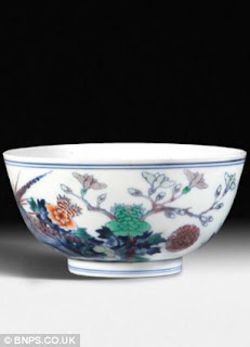 Canterbury Auction Kangxi Bowl
