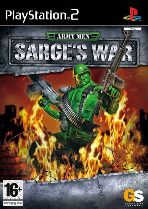 Army Men : Sarge's War PS2