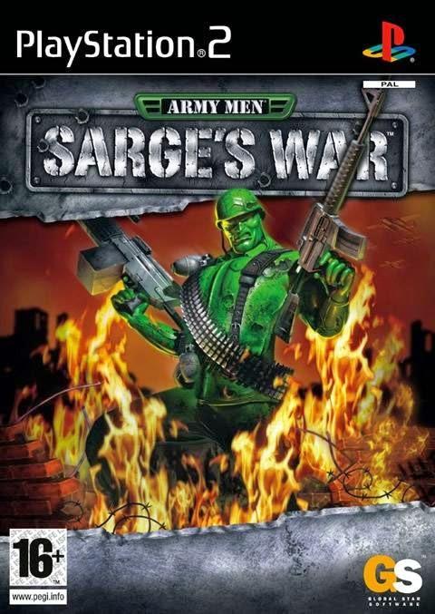 Army Men : Sarge's War PS2