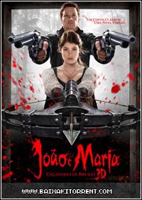 Capa Baixar Filme João e Maria   Caçadores de Bruxas   Torrent (Hansel & Gretel: Witch Hunters)   2013 Baixaki Download