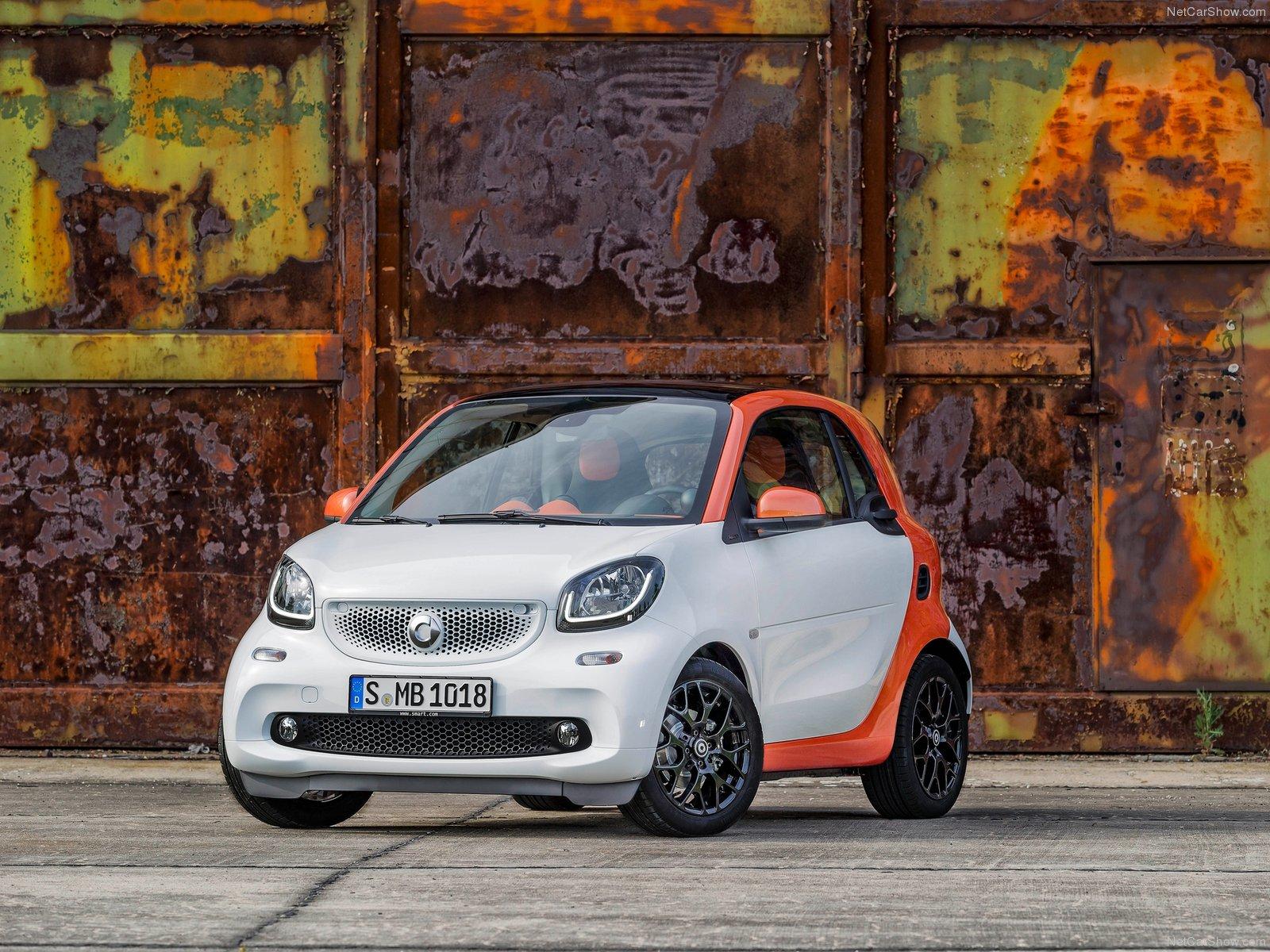 Hình ảnh xe ô tô Smart fortwo 2015 & nội ngoại thất