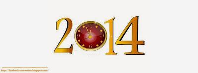 Photo couverture facebook bonne année 2014