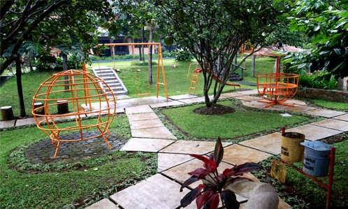 Taman Villa Jatimas Hijau