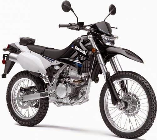 Harga Kawasaki KLX 250S