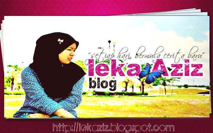 Blog Ieka Aziz