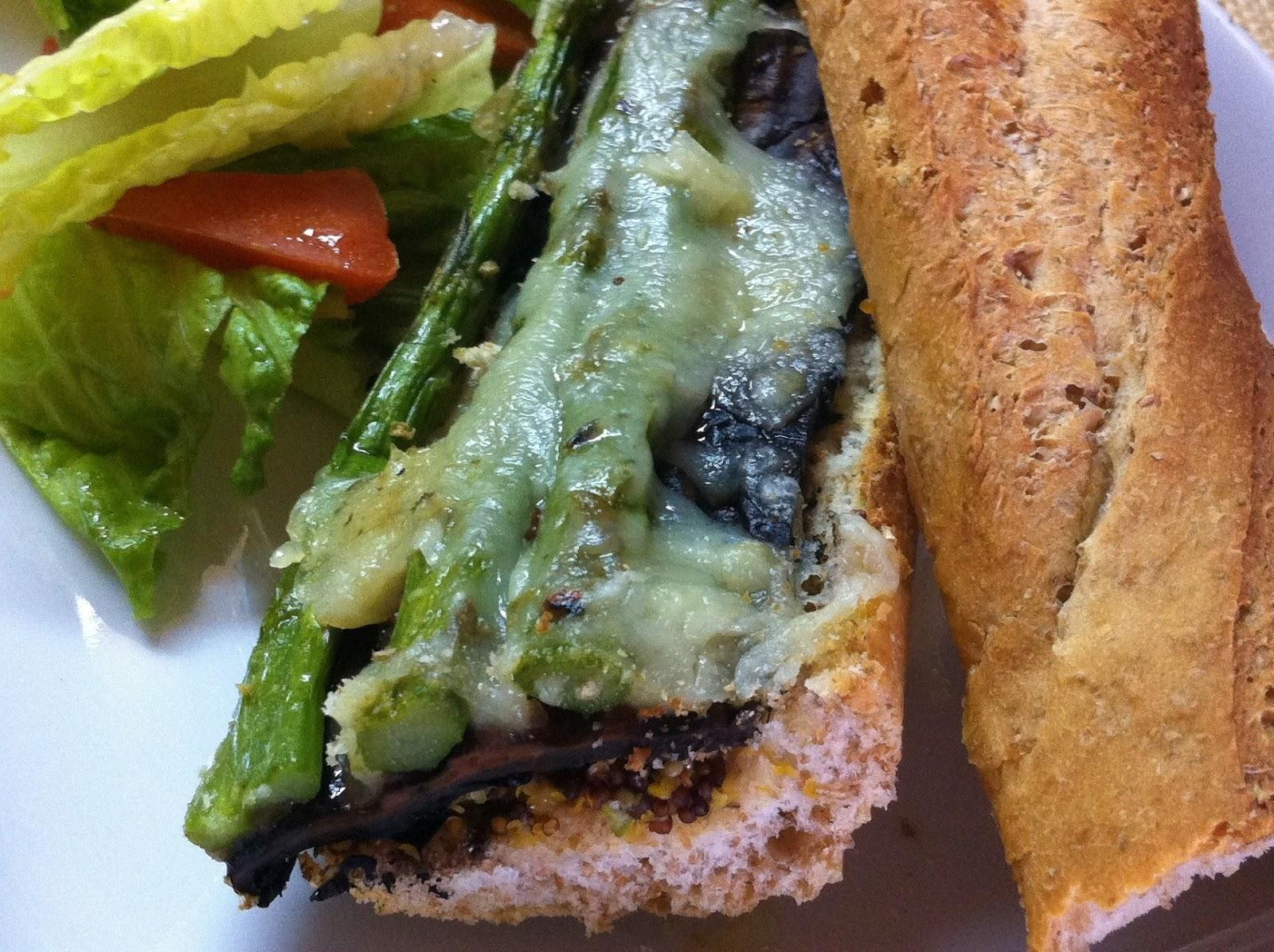 Simple PLANT BASED Recipes: Grilled Portobello Mushroom ...