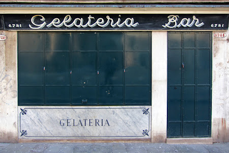 Venice Gelateria Bar © Julia Spiess