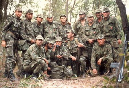 0b9f5d09b26c7 A história dos Comandos Portugueses começou em 25 de Junho de 1962