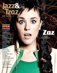 French Singer: ZAZ