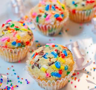 Celebration Cookie Cups