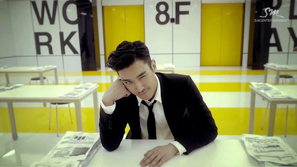 Super Junior-M Siwon Swing