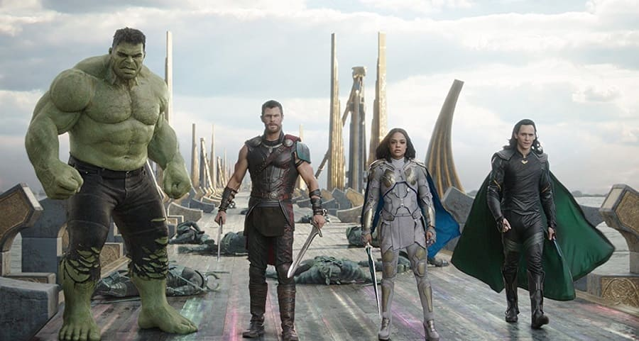 Thor 3 - Ragnarok Bluray Download Imagem