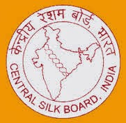 Central Silk Board Recruitment 2014