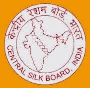 Central Silk Board Recruitment 2014