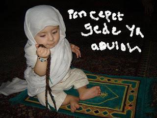 Pengaduan Anak Kecil Lucu Pada Tuhan