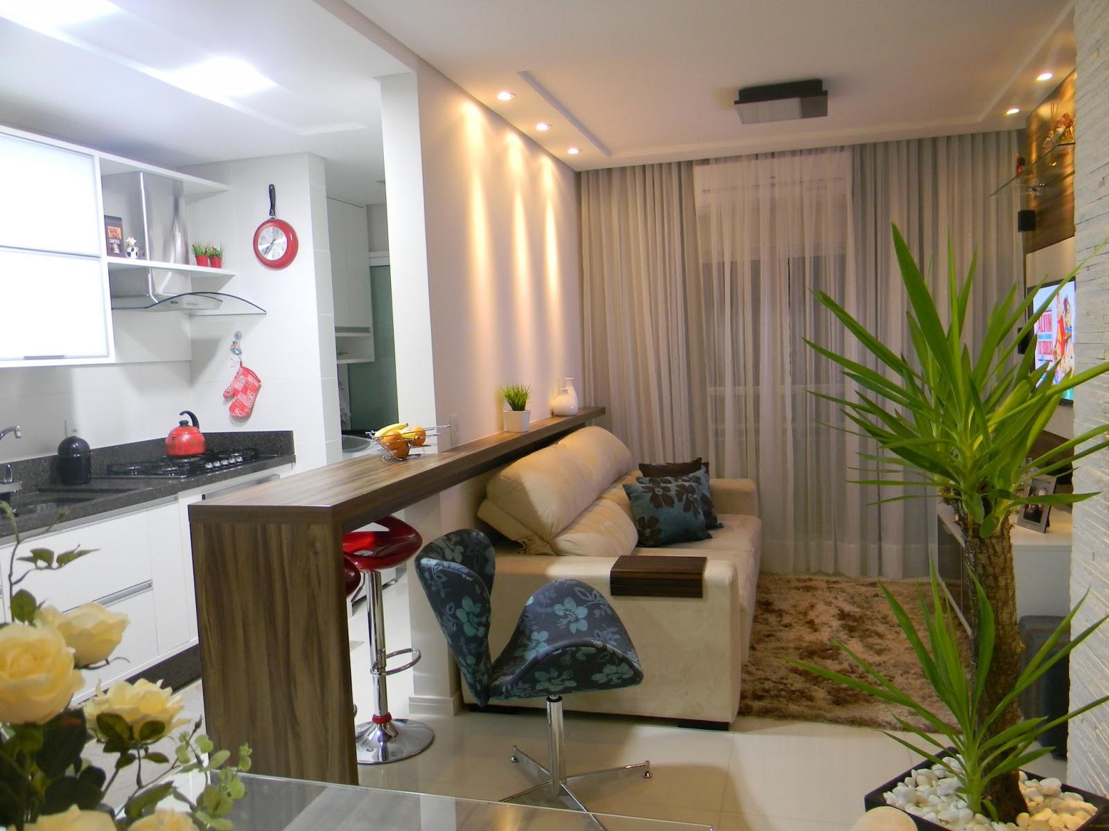 cozinha pela bancada de madeira mais sala copa cozinha casa cozinha  #4C5B0F 1600 1200