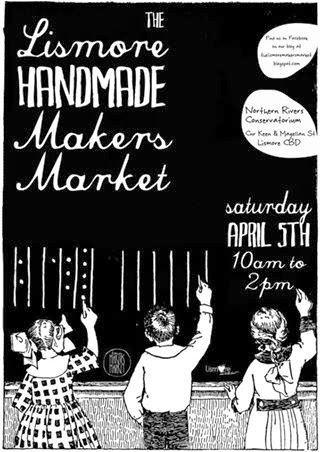 Lismore Makers Market @ Northern Rivers Conservatorium | Lismore | New South Wales | Australia