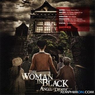 Người đàn bà áo đen 2: Thiên thần chết chóc HD Lồng tiếng