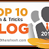 {Infographic] Top 10 Most Popular  and Interesting Tech & Tricks Blogs