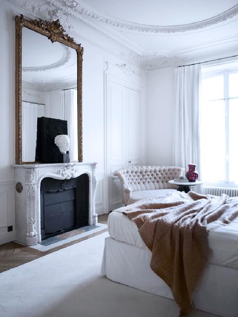 Paris-Home-master-bedroom-fireplace