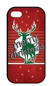 Cool iPhone 4 and 4s Case Merry Christmas