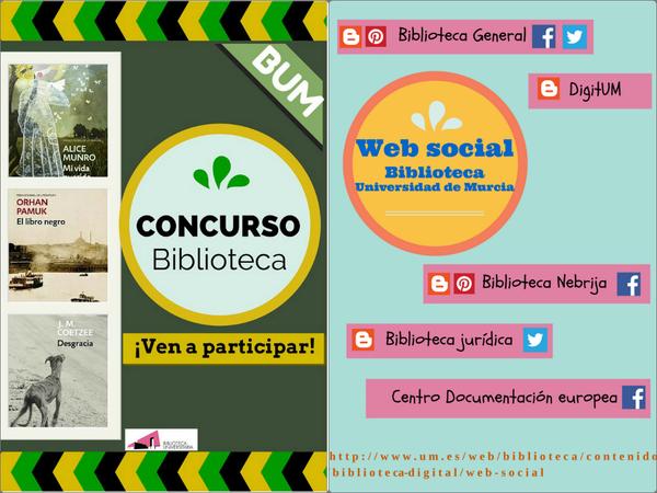 WEB SOCIAL. Concurso BUM 2014