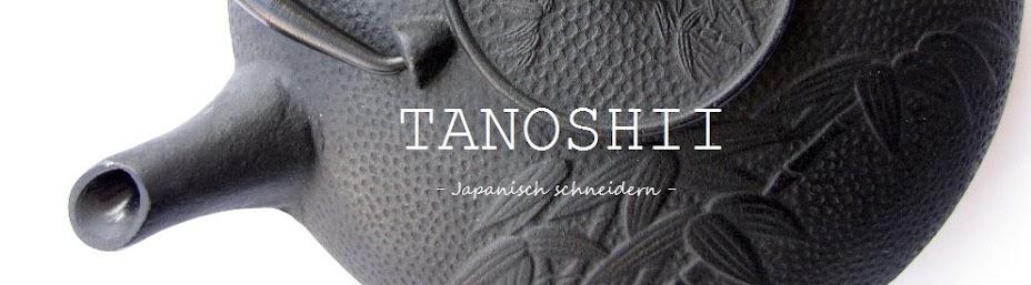 Tanoshii - Japanisch schneidern