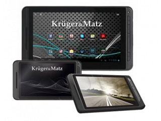 Wygraj tablet PC Kruger & Matz 4GB
