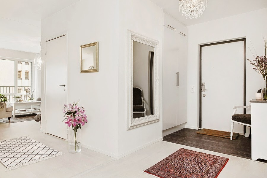 wystrój wnętrz, wnętrza, urządzanie mieszkania, dom, home decor, dekoracje, aranżacje, białe wnętrza, styl skandynawski, glamour