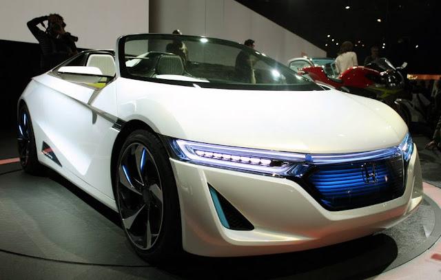 2015 Honda EV-STER