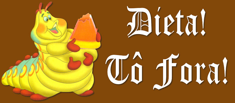 Dieta! Tô Fora