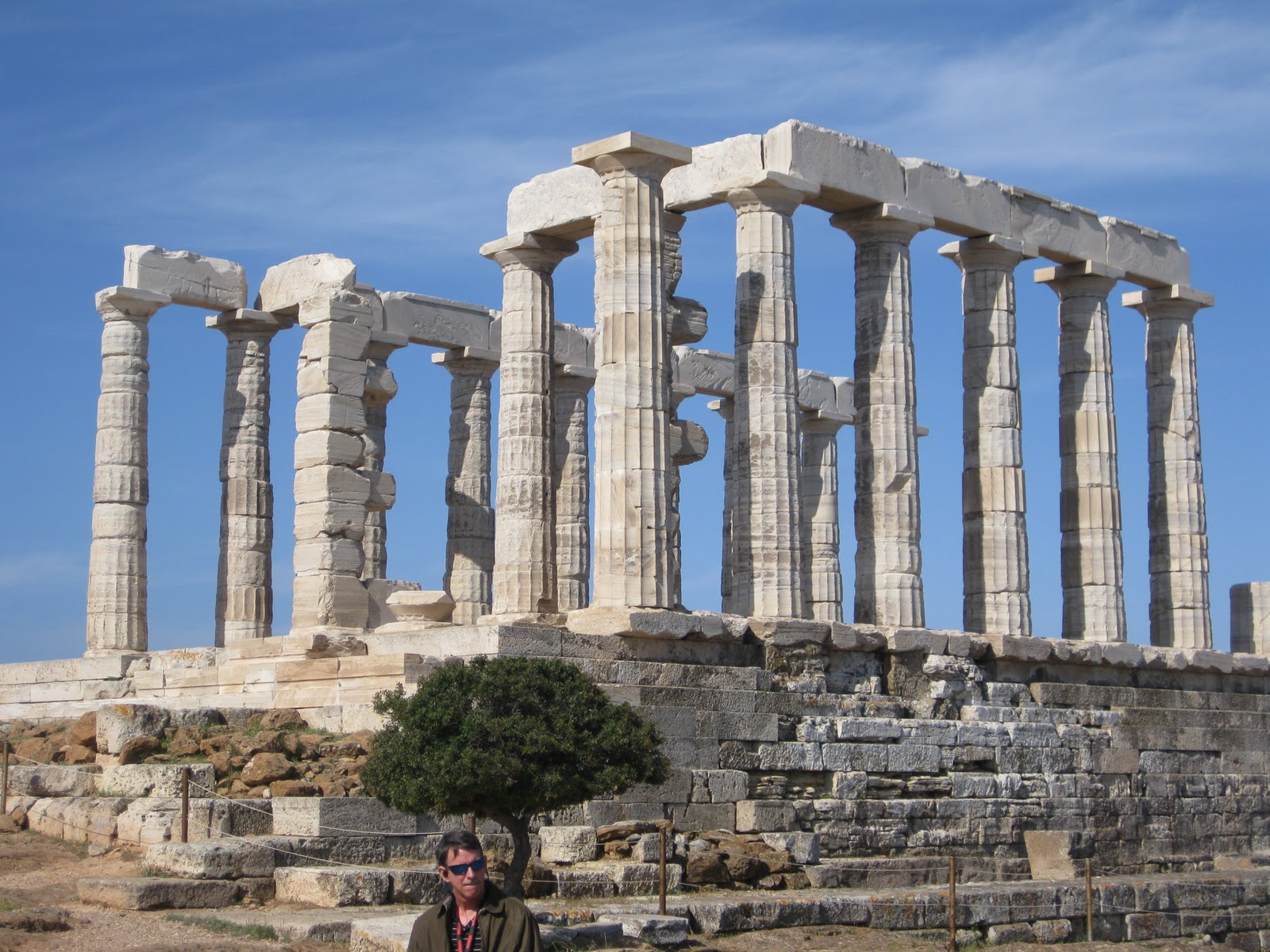 miss-rcg: Temple of Poseidon -Greece