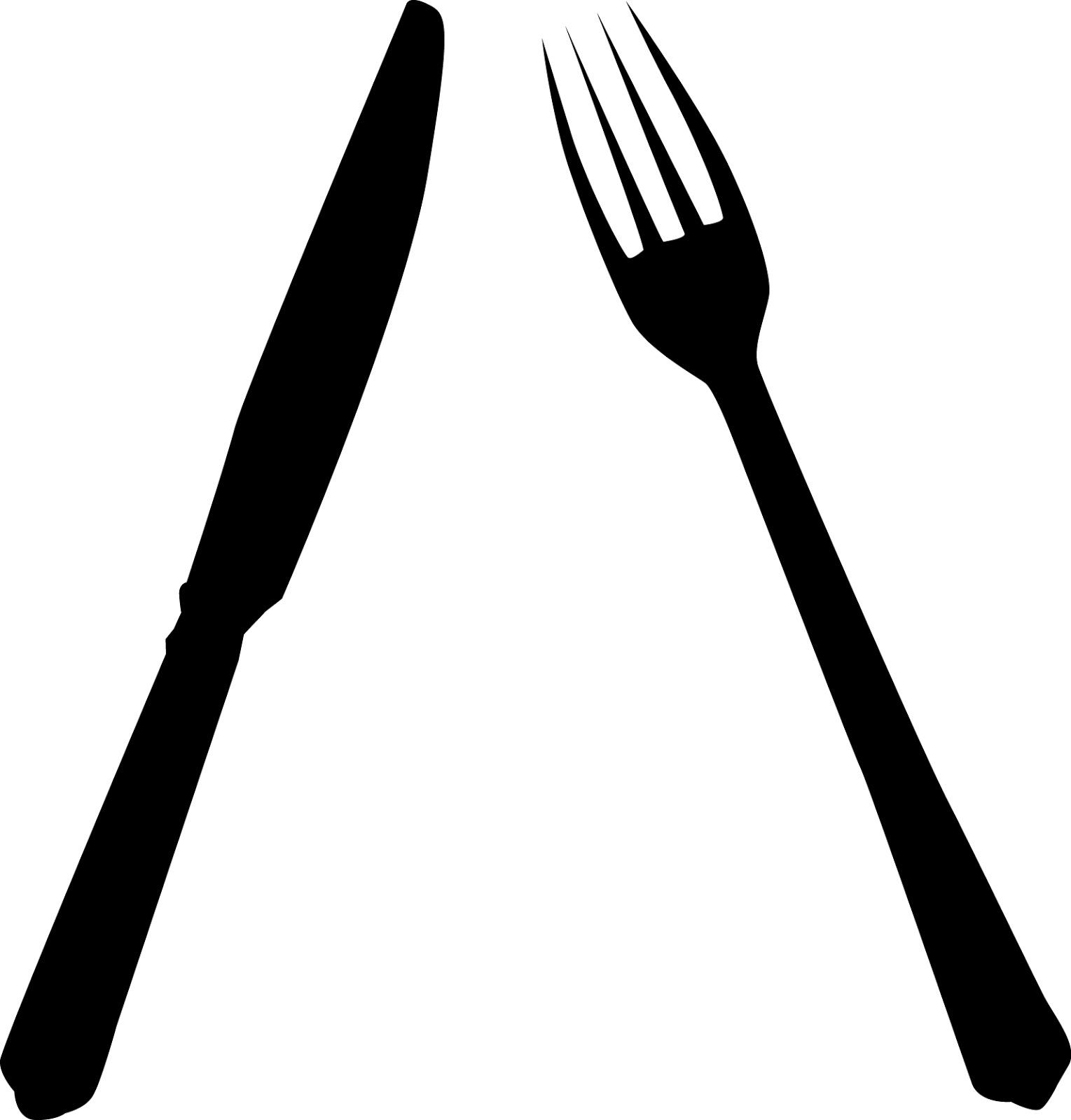 La chica que com a con cuchillo y tenedor junto a tu lado for Tenedor y cuchillo en la mesa