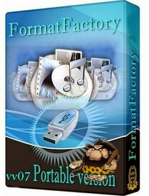 Download Software Converter Format Factory  Final Crack