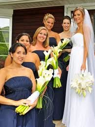 Presentation Flowers For Your Wedding party