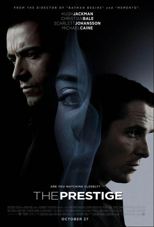 The Prestige 720p MKV Ingles (2006)