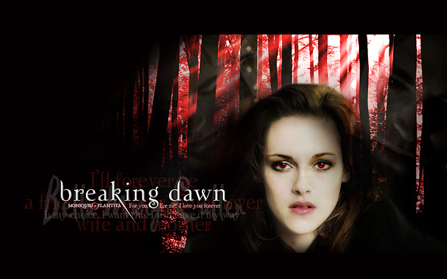 The Twilight Saga: Breaking Dawn PC Wallpaper 1