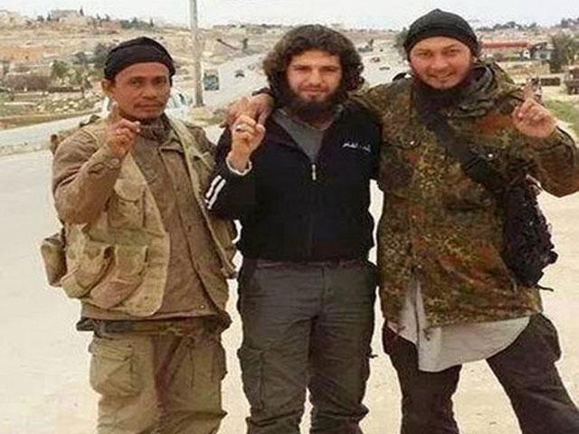 Bekas Ahli Kumpulan Ukays Kini Didakwa Berjihad Di Syria