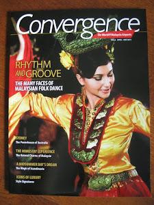 CONVERGENCE April - May 2011