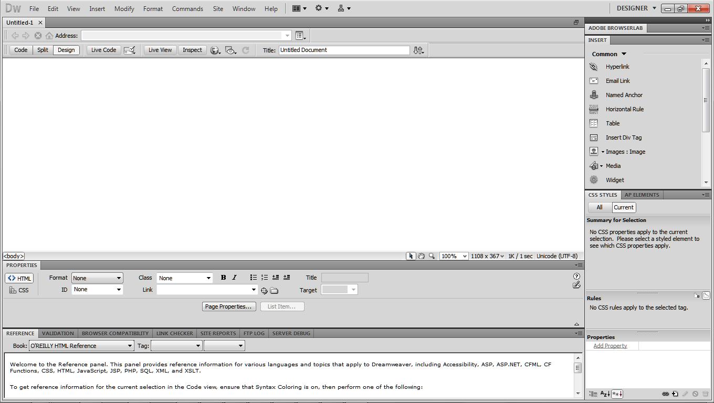 Download Adobe Dreamweaver CS5 Potable - jansupload