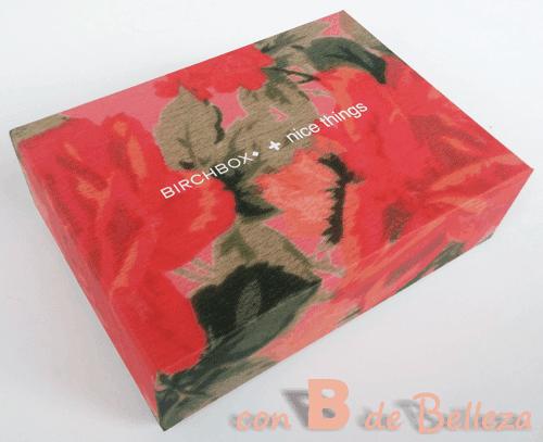 Birchbox colaboración con Glamour