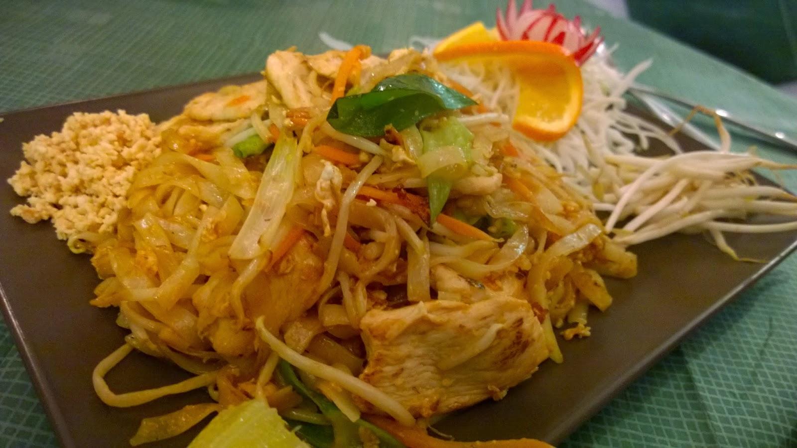 Pad Thai Bristol
