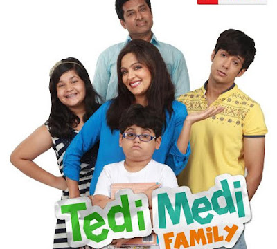 'Tedi Medi Family' BIG Magic New Comedy Show Wiki Story|StarCast|Timing|Promo|Song